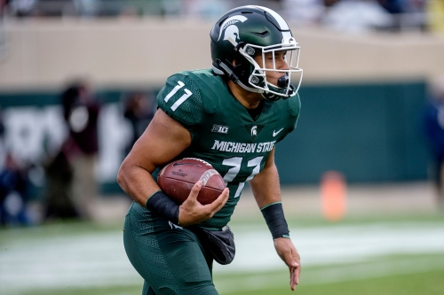 Michigan State football seeking new kickoff specialist, strategies