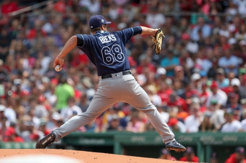 Rays 2, Red Sox 0: Bullpen Day records two-hit shutout of Red Sox