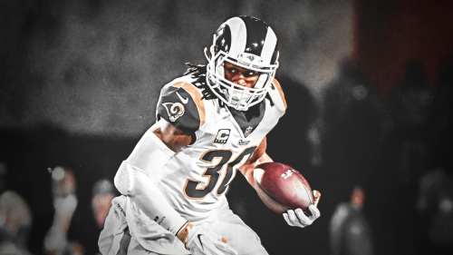 Rams RB Todd Gurley says he deserved to win MVP last year