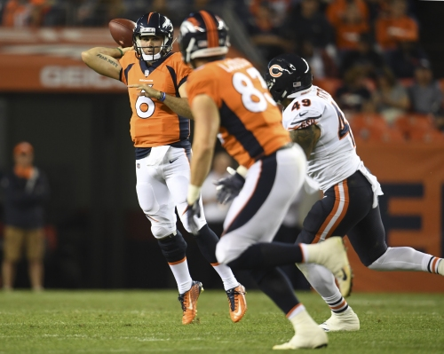 Broncos Journal: Five things we learned from loss to Chicago Bears