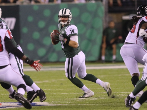 Sam Darnold on track to start Friday vs. Giants, is he favorite to win Jets starting QB job?