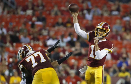 Column: Alex Smith earning his new teammates' support