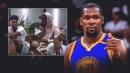 Kevin Durant gives advice to star prospects James Wiseman, Kofi Cockburn