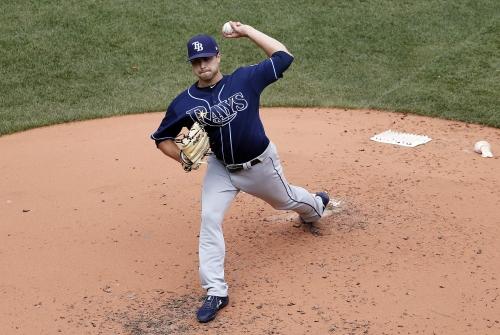 Jalen Beeks shines for Rays in winning return to Boston