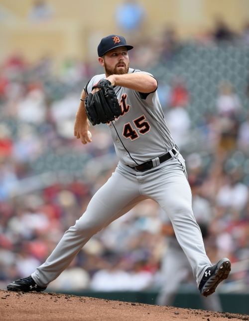Detroit Tigers' roster flub leaves bullpen with extra work in loss