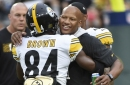 Watch Ryan Shazier walk out of the tunnel with the linebackers at Steelers Family Fest