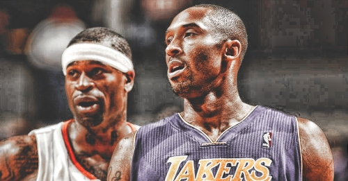Stephen Jackson reacts to the idea of Kobe Bryant joining the league
