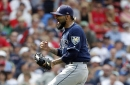 Rays journal: Sergio Romo extremely thankful for career save No. 100