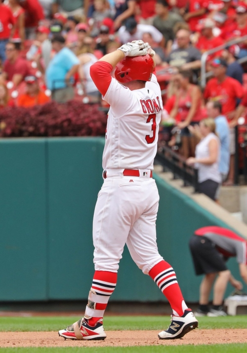 Cards fall just short against Brewers, lose series finale