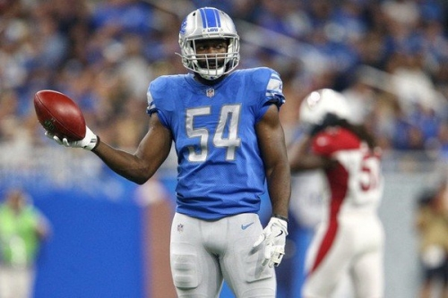 Source: Steve Longa has torn ACL, Lions expected to move him to IR on Monday