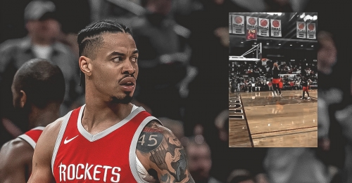 Video: Gerald Green shows why he can still compete and win in the NBA Slam Dunk contest