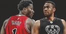 Derrick Rose admits Jabari Parker made him feel good with compliment