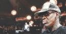 Dennis Rodman crashes Pearl Jam concert
