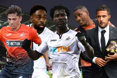 The Swansea City players whose futures remain uncertain and what will likely happen with them