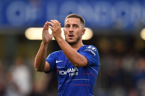 Eden Hazard confirms he is staying at Chelsea after Real Madrid links