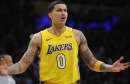 Kyle Kuzma Not Concerned With Lakers' Need To Develop Chemistry