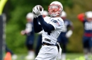Patriots training camp: Rex Burkhead returns to practice