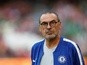 Maurizio Sarri intends to give up smoking