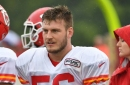 Rookie LB Ben Niemann promoted in latest Chiefs' depth chart