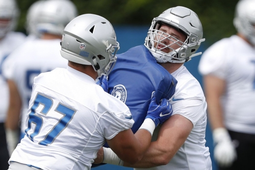 Open thread: Who impressed the most in Detroit Lions training camp?