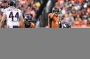 Denver Broncos' first-team offense takes step forward against Chicago Bears