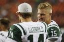 Has Sam Darnold taken control of the Jets' QB battle? Josh McCown isn't convinced