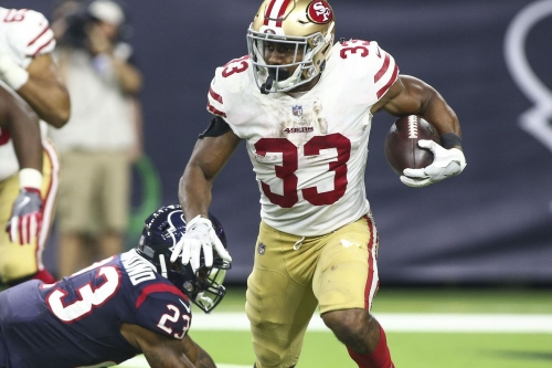 What we didn't learn in the 49ers match up facing the Texans