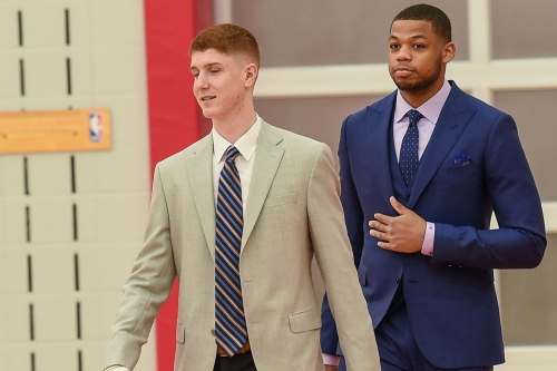 Roundtable: What are your expectations for Spellman and Huerter?