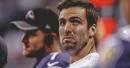 Ravens QB Joe Flacco reacts to Jalen Ramsey's critical comments