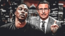 John Oliver mocks Wizards' Dwight Howard