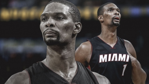 Chris Bosh details battles with anxiety after signing with Heat in 2010