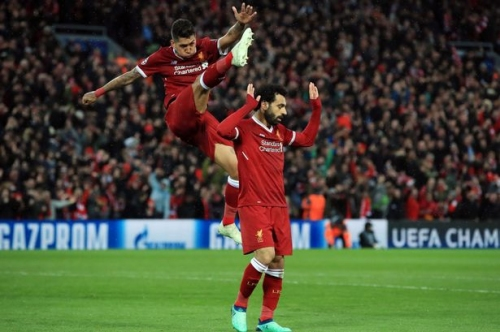 Mohamed Salah is nominated for UEFA Player of the Year award