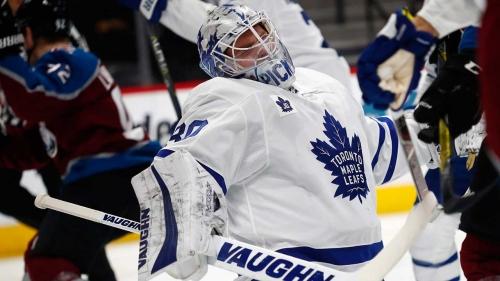 Report: Maple Leafs shopping goaltender Calvin Pickard