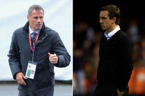 How Gary Neville has come to the brink of wearing a Xherdan Shaqiri Liverpool FC shirt