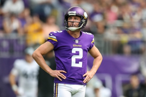Vikings Cut Kai Forbath, Free Up Five Total Roster Spots With Other Moves