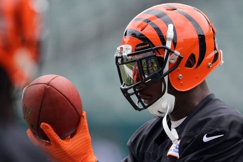Patriots should take a look at recently released Bengals safety George Iloka