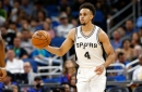 Derrick White's versatility could help him crack the Spurs' rotation
