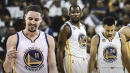 Warriors' Klay Thompson hoping to join Stephen Curry, Kevin Durant in 50-40-90 club