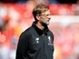 Team News: Liverpool unchanged for Crystal Palace clash