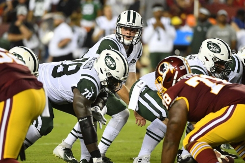 Football Outsiders projects Sam Darnold's rookie season