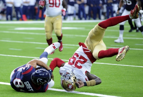 Predicting 49ers 53-man roster midway through exhibitions