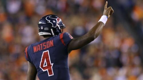 Texans news: Joe Theismann thinks Deshaun Watson can win MVP this year