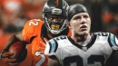 Panthers RB C.J. Anderson says team needs to feed 'home run threat' Christian McCaffrey
