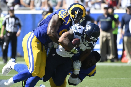 Rams activate Easley from PUP