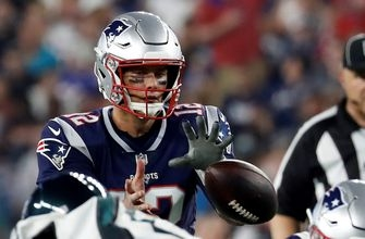 The ABCs of Tom Brady's preseason performance against the Eagles according to Colin Cowherd