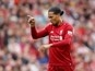 Virgil van Dijk: 'Liverpool must try to win everything'