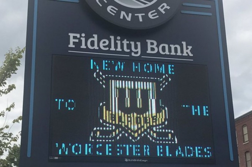 CWHL's Blades are moving to Worcester, and it's the best thing that could happen to them.
