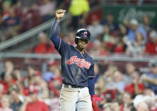 Cleveland Indians, Boston Red Sox starting lineups for Monday night, Game No. 124