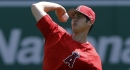 Angels' Shohei Ohtani passes another test with a simulated game in Arizona