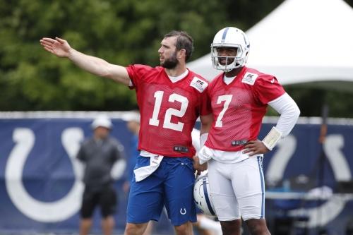Colts-Ravens game thread: Talking 49ers Week 3 line